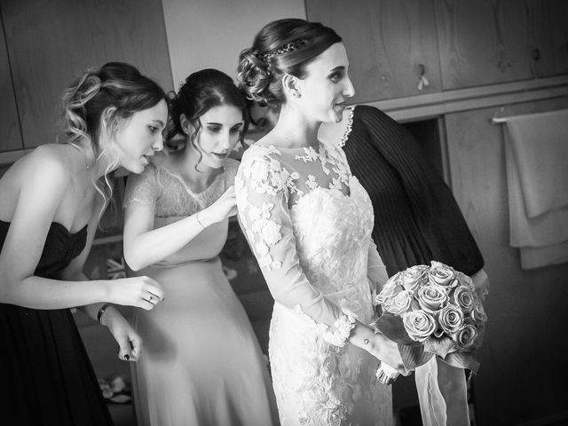 Il matrimonio di Daniele e Monica a Grumello del Monte, Bergamo 17
