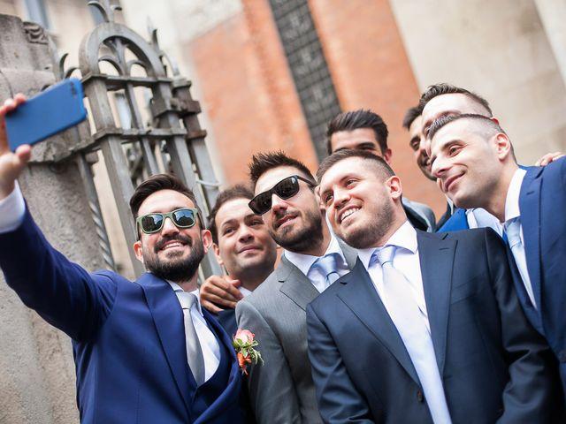 Il matrimonio di Daniele e Monica a Grumello del Monte, Bergamo 18