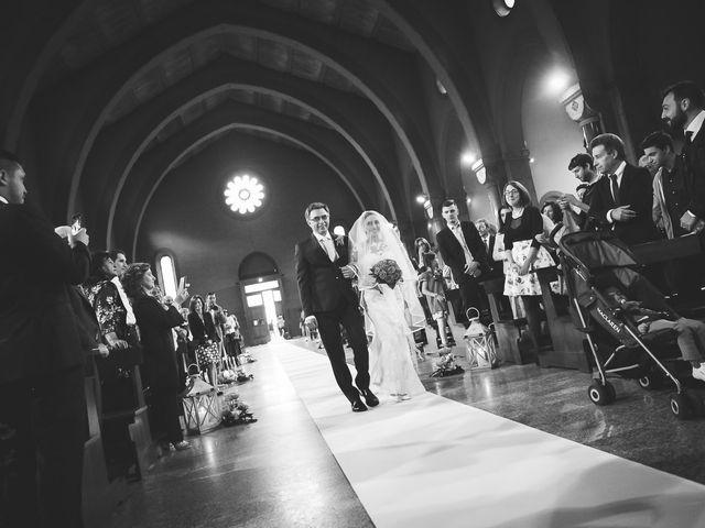 Il matrimonio di Daniele e Monica a Grumello del Monte, Bergamo 21