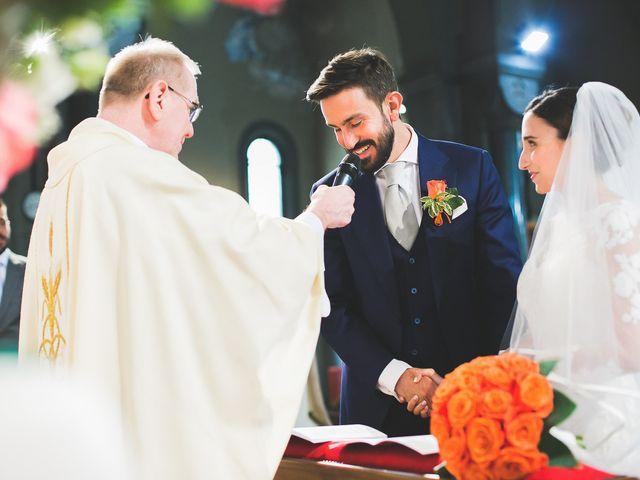 Il matrimonio di Daniele e Monica a Grumello del Monte, Bergamo 22