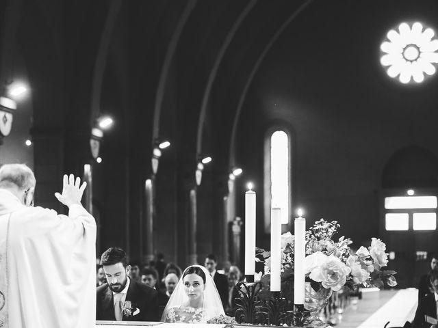 Il matrimonio di Daniele e Monica a Grumello del Monte, Bergamo 28