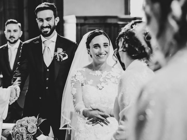 Il matrimonio di Daniele e Monica a Grumello del Monte, Bergamo 29