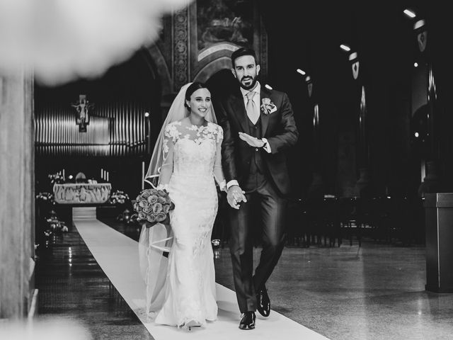 Il matrimonio di Daniele e Monica a Grumello del Monte, Bergamo 31