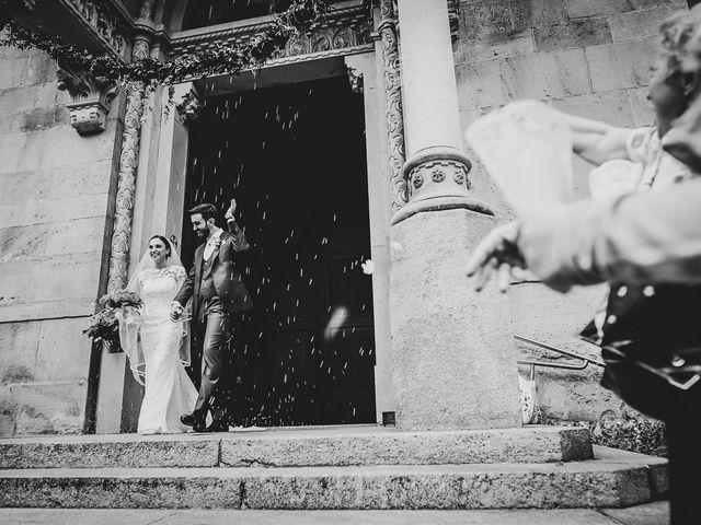 Il matrimonio di Daniele e Monica a Grumello del Monte, Bergamo 32