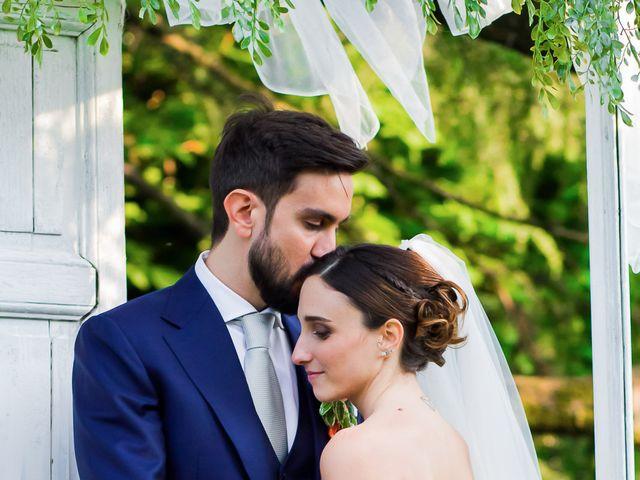 Il matrimonio di Daniele e Monica a Grumello del Monte, Bergamo 41