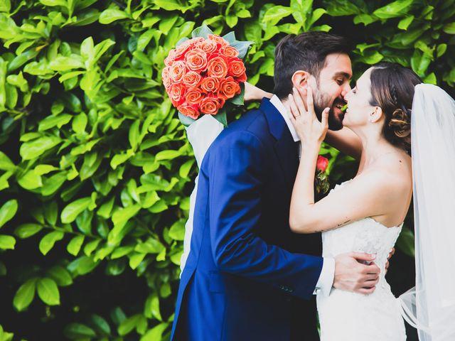 Il matrimonio di Daniele e Monica a Grumello del Monte, Bergamo 45