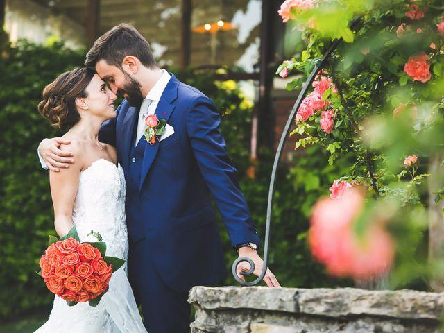Il matrimonio di Daniele e Monica a Grumello del Monte, Bergamo 47