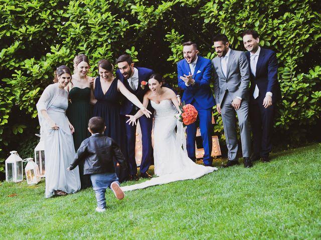 Il matrimonio di Daniele e Monica a Grumello del Monte, Bergamo 48