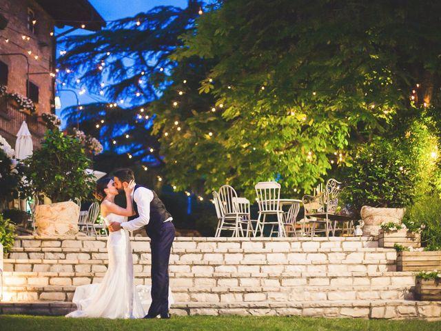 Il matrimonio di Daniele e Monica a Grumello del Monte, Bergamo 54