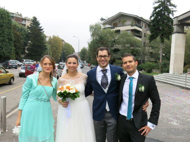 Il matrimonio di Marco e Maria Luisa a Milano, Milano 5