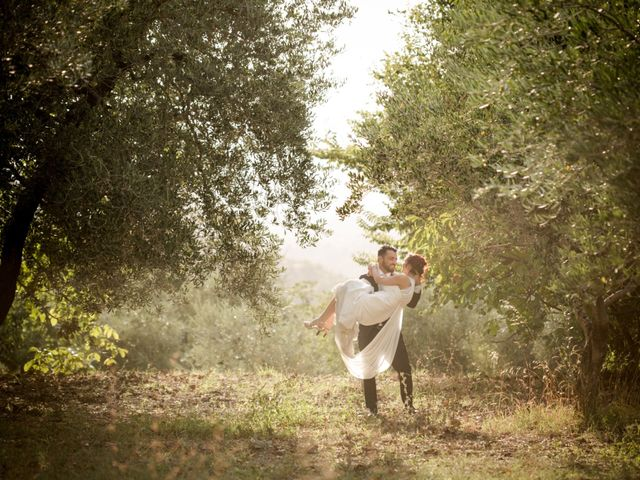 Il matrimonio di Sabatino e Antonietta a Airola, Benevento 1