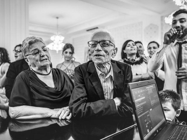 Il matrimonio di Sabatino e Antonietta a Airola, Benevento 12