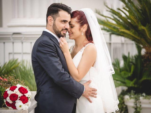 Il matrimonio di Sabatino e Antonietta a Airola, Benevento 3