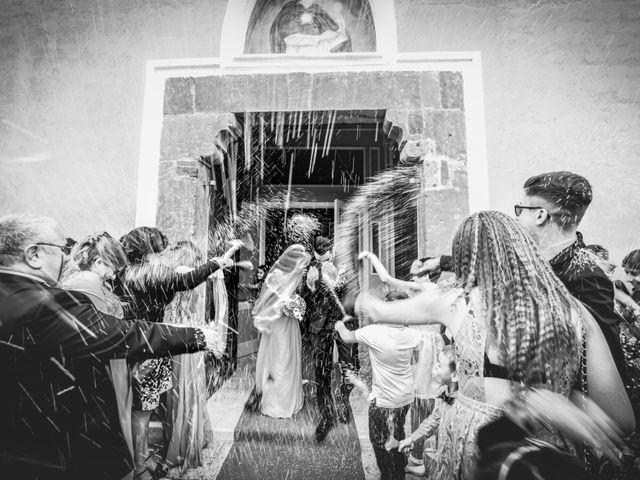 Il matrimonio di Sabatino e Antonietta a Airola, Benevento 16