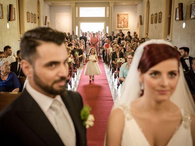 Il matrimonio di Sabatino e Antonietta a Airola, Benevento 29