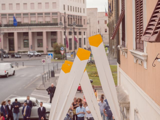Il matrimonio di Giorgio e Eleonora a Livorno, Livorno 25