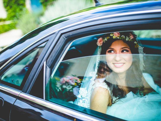 Il matrimonio di Andrea e Bruna a Carlentini, Siracusa 9