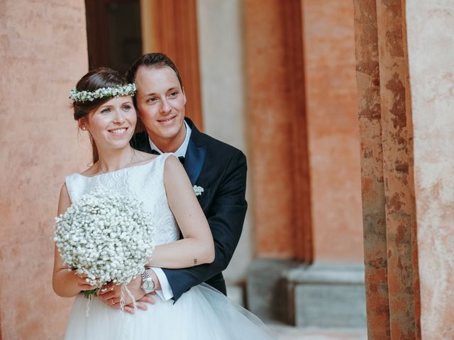 Le nozze di Luigi e Giulia