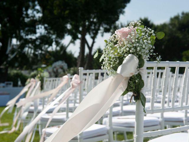 Il matrimonio di Giuseppe e Lucia a Andria, Bari 14