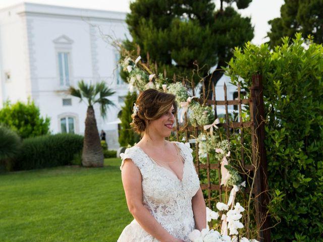 Il matrimonio di Giuseppe e Lucia a Andria, Bari 27