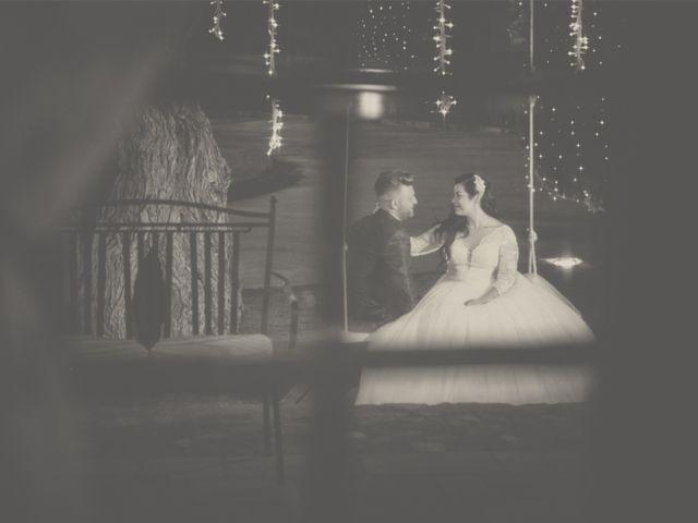 Le nozze di Miriam e Anthony