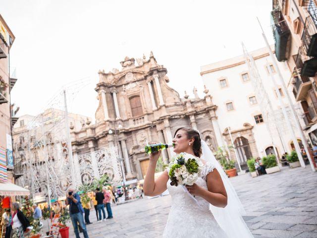 Il matrimonio di Riccardo e Eliana a Palermo, Palermo 2