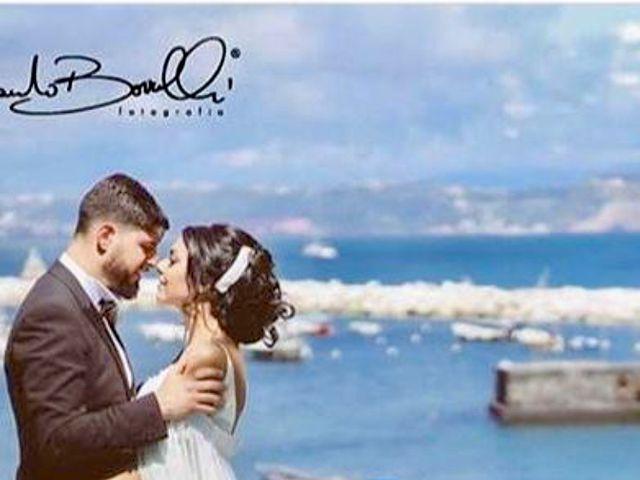 Il matrimonio di Antonio e Rosanna a Napoli, Napoli 17