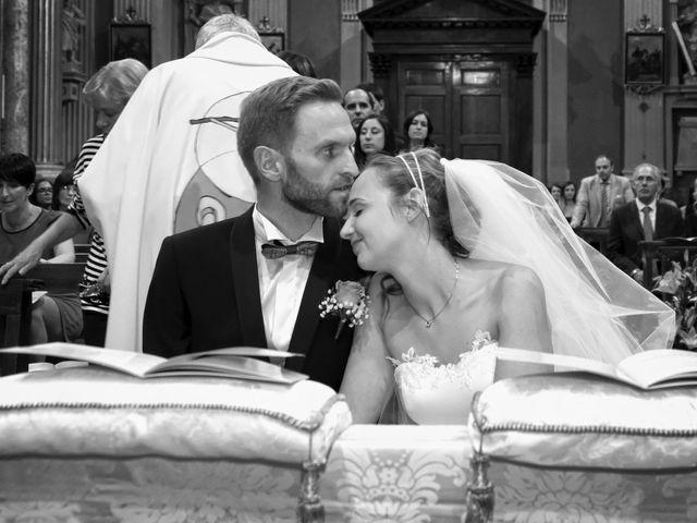 Il matrimonio di Camillo e Francesca a Zogno, Bergamo 13