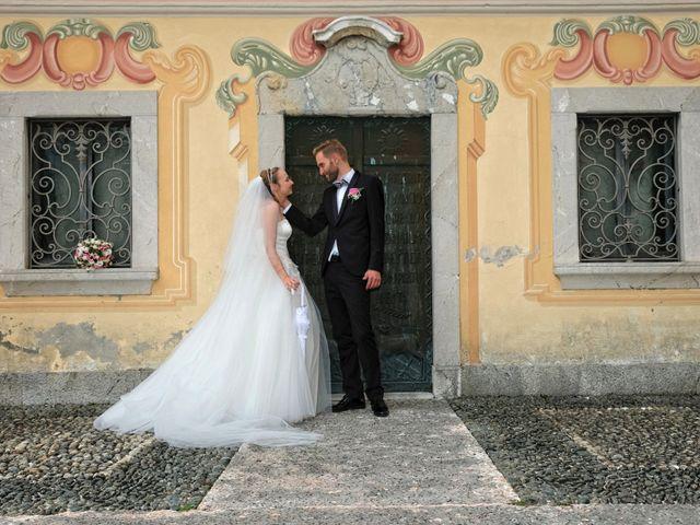 Il matrimonio di Camillo e Francesca a Zogno, Bergamo 16