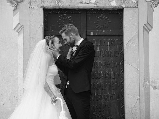 Il matrimonio di Camillo e Francesca a Zogno, Bergamo 17