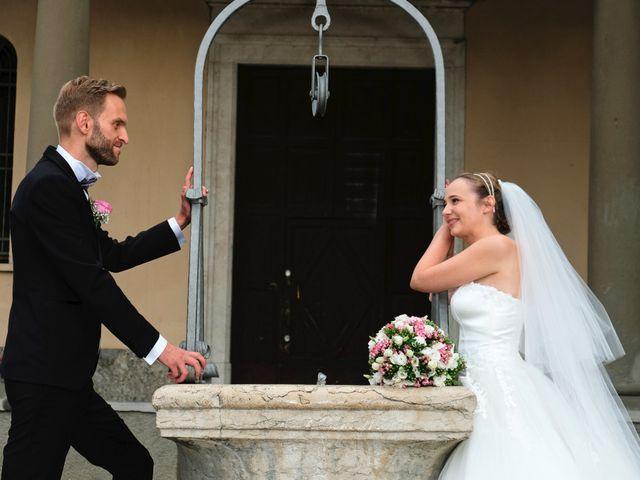 Il matrimonio di Camillo e Francesca a Zogno, Bergamo 19