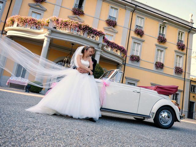 Il matrimonio di Camillo e Francesca a Zogno, Bergamo 21
