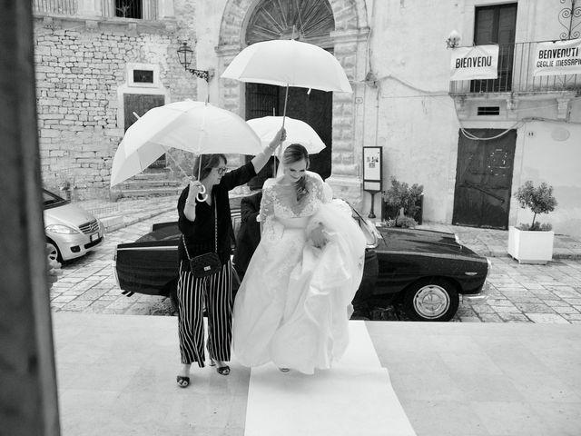 Il matrimonio di Alessandro e Anna Maria a Ceglie Messapica, Brindisi 24
