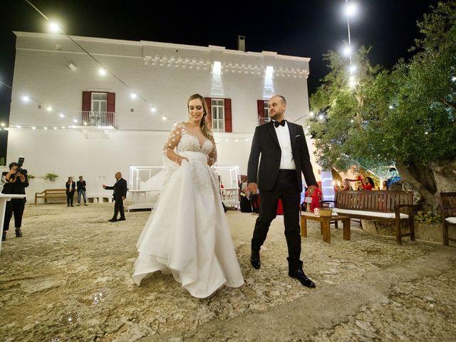 Il matrimonio di Alessandro e Anna Maria a Ceglie Messapica, Brindisi 51
