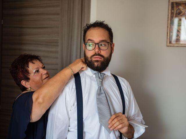 Il matrimonio di Giuliano e Giulia a Vigone, Torino 1