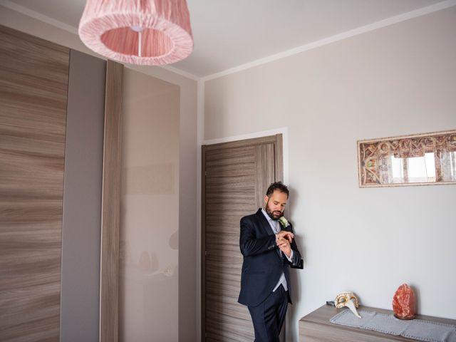 Il matrimonio di Giuliano e Giulia a Vigone, Torino 2