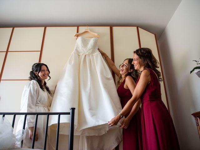 Il matrimonio di Giuliano e Giulia a Vigone, Torino 7