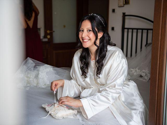 Il matrimonio di Giuliano e Giulia a Vigone, Torino 8