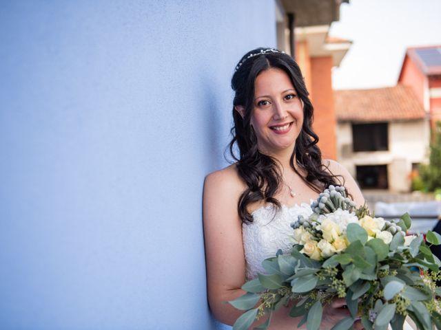 Il matrimonio di Giuliano e Giulia a Vigone, Torino 11