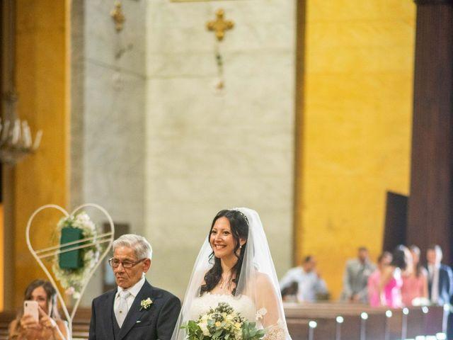 Il matrimonio di Giuliano e Giulia a Vigone, Torino 14