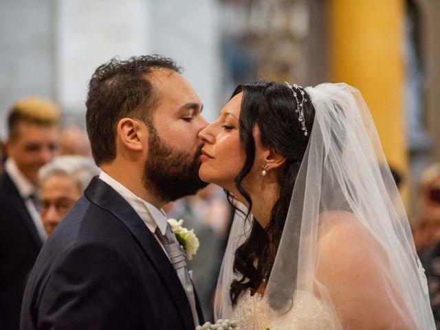 Il matrimonio di Giuliano e Giulia a Vigone, Torino 15