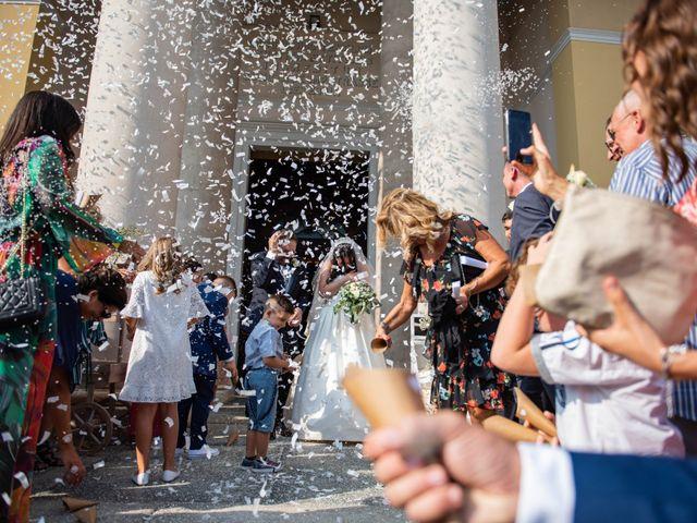Il matrimonio di Giuliano e Giulia a Vigone, Torino 17
