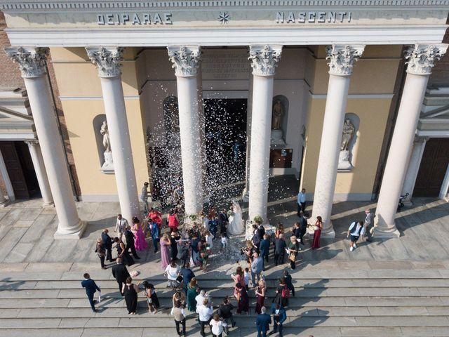 Il matrimonio di Giuliano e Giulia a Vigone, Torino 18
