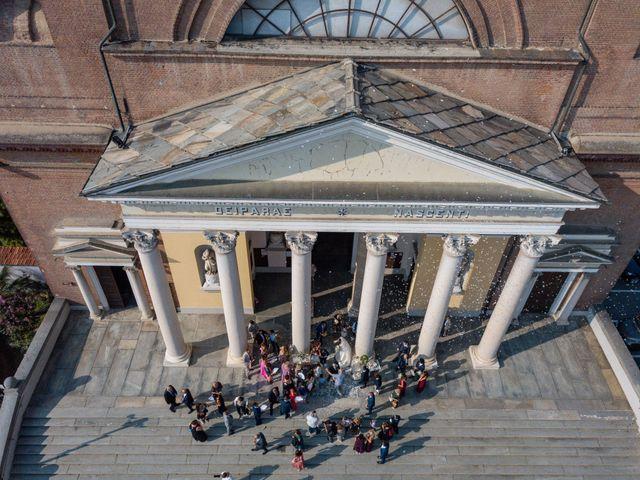 Il matrimonio di Giuliano e Giulia a Vigone, Torino 19