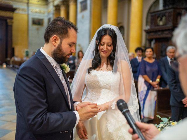 Il matrimonio di Giuliano e Giulia a Vigone, Torino 26
