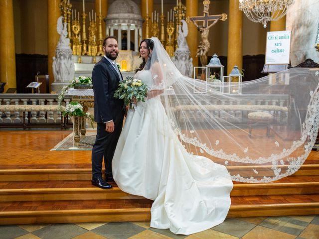 Il matrimonio di Giuliano e Giulia a Vigone, Torino 27
