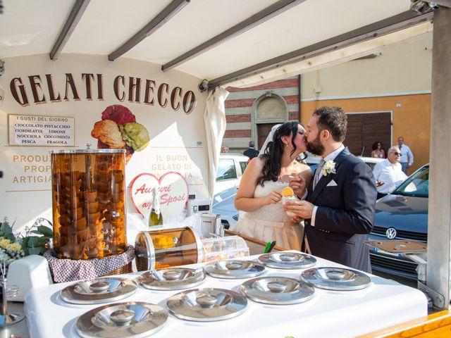 Il matrimonio di Giuliano e Giulia a Vigone, Torino 28
