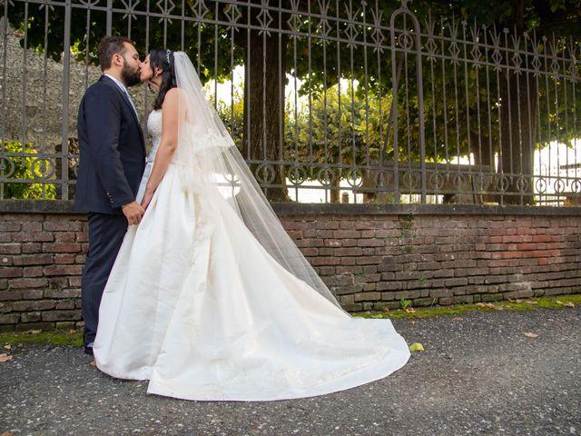 Il matrimonio di Giuliano e Giulia a Vigone, Torino 34