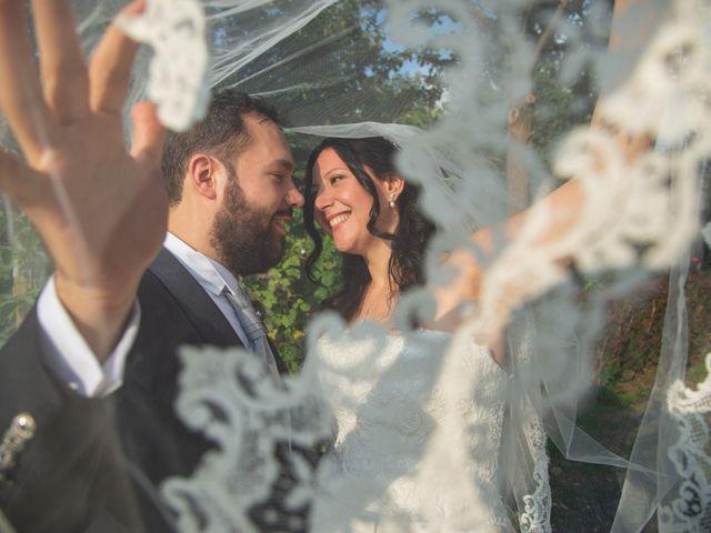 Il matrimonio di Giuliano e Giulia a Vigone, Torino 35