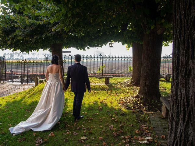 Il matrimonio di Giuliano e Giulia a Vigone, Torino 40
